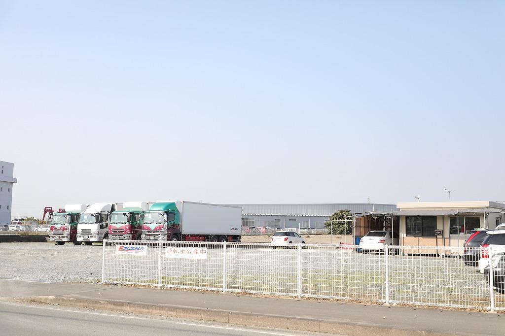 福岡牧迫運輸株式会社 八女営業所